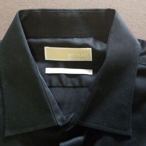 Michael kors long sleeve dress shirt